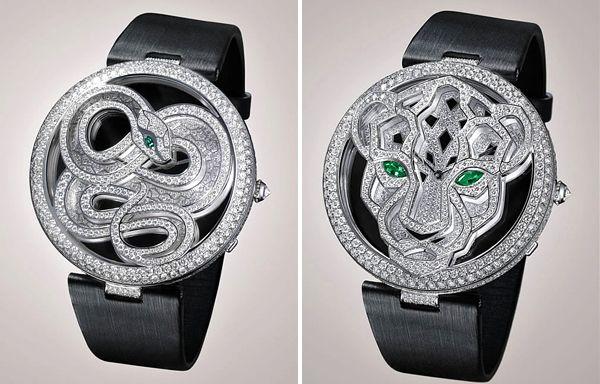 Πολυτελή ρολόγια από Cartie