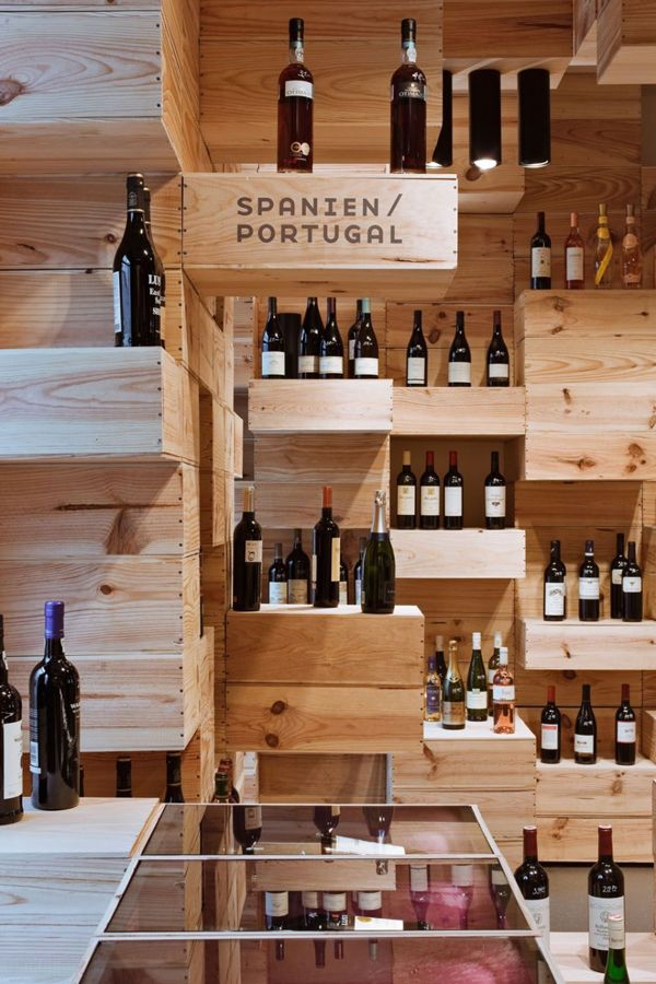 Wine Store in Zorich