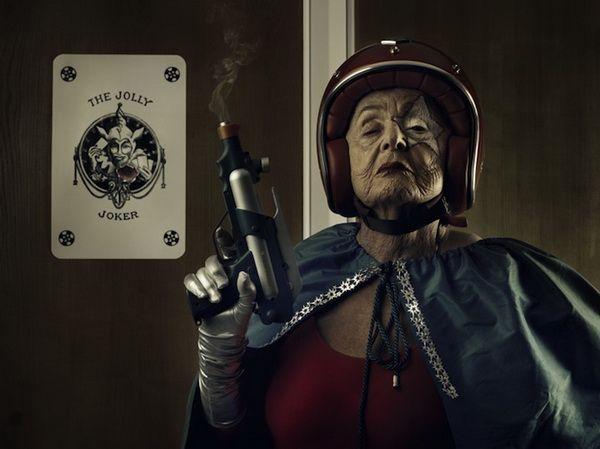 Γιαγιά Υπερήρωας