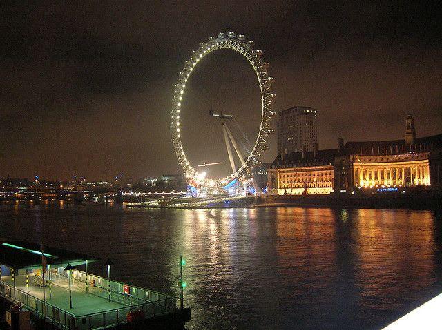 Πρωτοχρονιά στο Λονδίνο