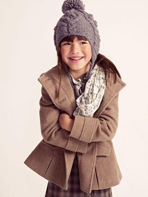Χειμερινή Παιδική Κολεξιόν Ζαρα