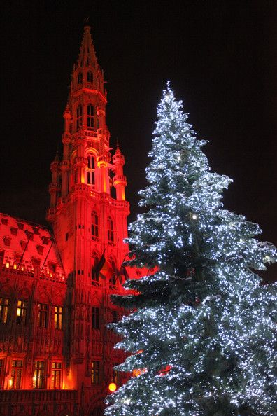 Χριστουγεννιάτικα Φώτα Βρυξέλλες