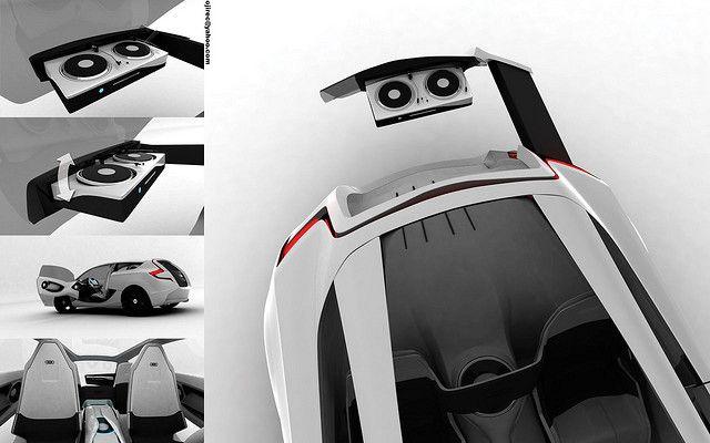 Audi Concept O