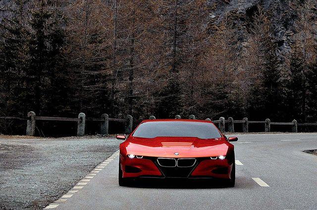 BMW Κονσεπτ M1