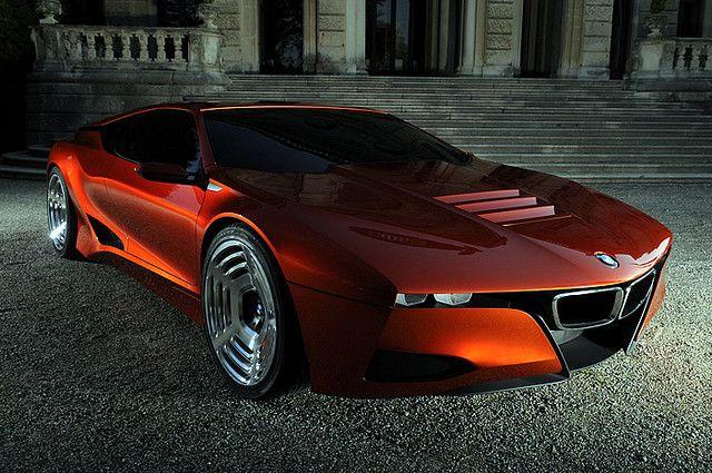 BMW Concept M1
