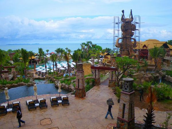 Centara Ξενοδοχείο Grand Mirage