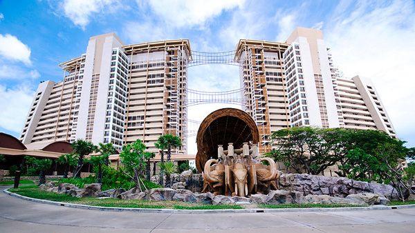 Centara Hotel Grand Mirage