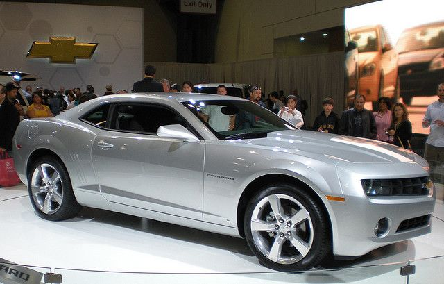 Chevrolet Camaro New