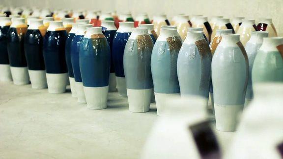 Hella Jongerius Vases