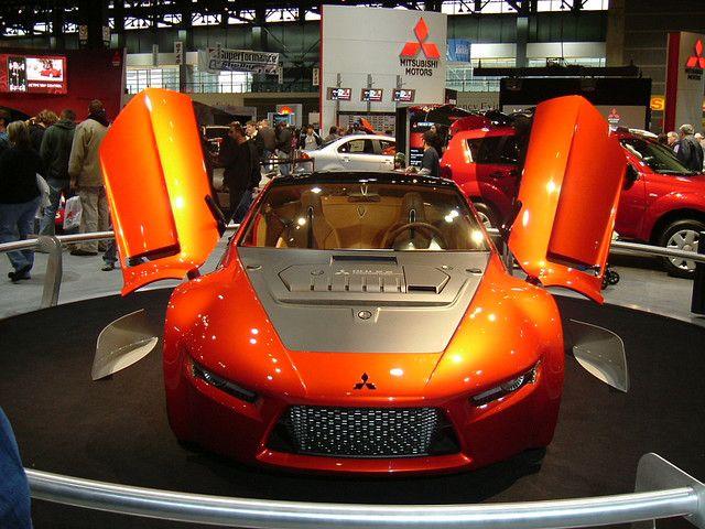 Mitsubishi Concept-RA