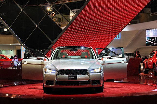 Mitsubishi Concept ZT