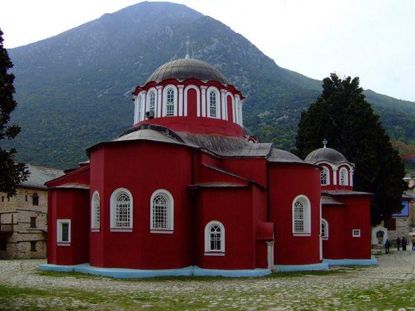 Monastiri Megistis Lavras