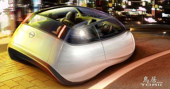 Nissan Torii
