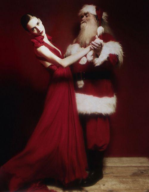 Santa's for Katie