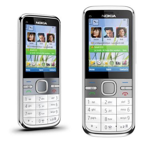 Έννοια Nokia C5