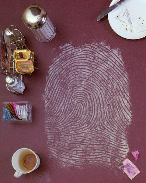 Δακτυλικά Αποτυπώματα Kevin Van Aelst