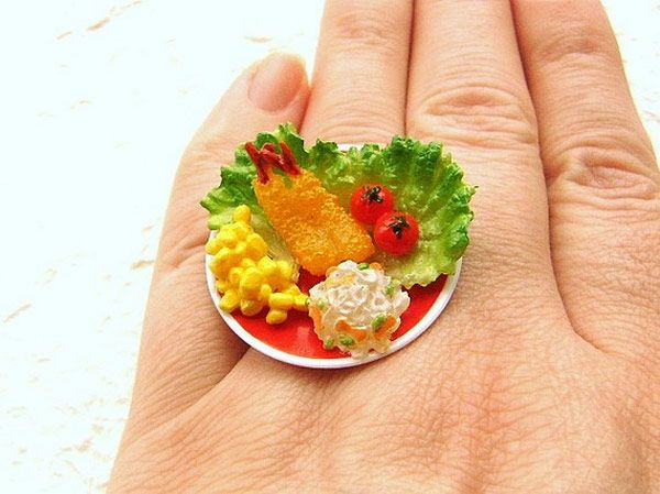 Δαχτυλίδια SouZou Creations