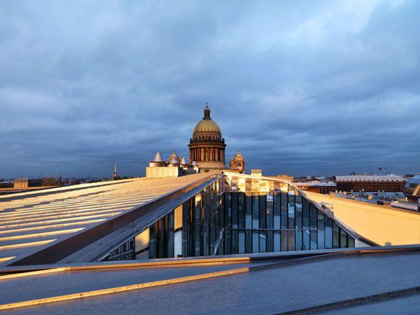 Ιταλική Αρχιτεκτονική Αγία Πετρούπολη