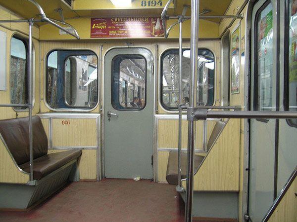 Μετρό Αγίας Πετρούπολης