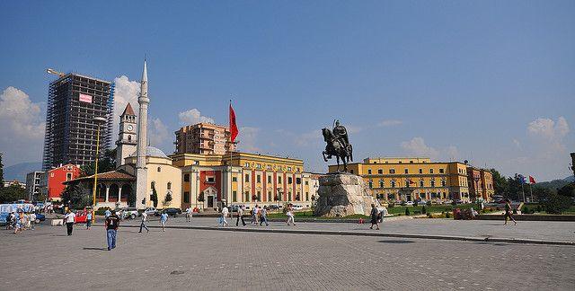 Τίρανα Αλβανία