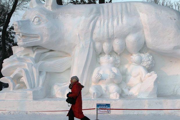 Φεστιβάλ Χιονιού και Πάγου