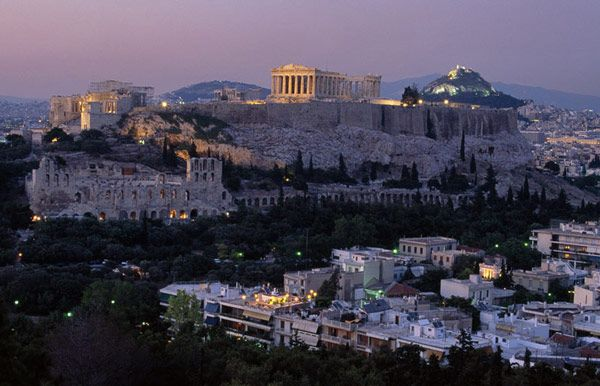 Akropolh Athens