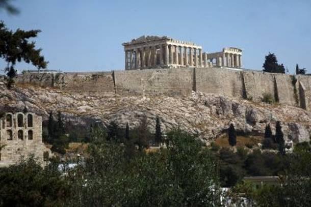 Akropolh Athens