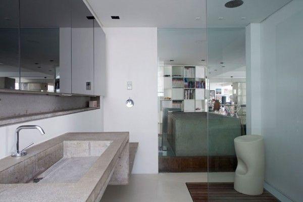 Apartment Triptyque
