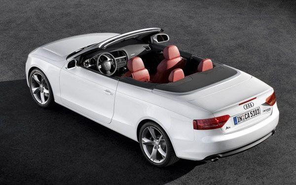 Audi A7 Cabrio