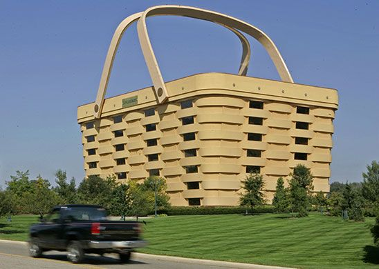 Building Basket