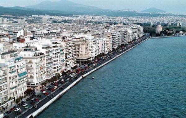 Climate Thessaloniki