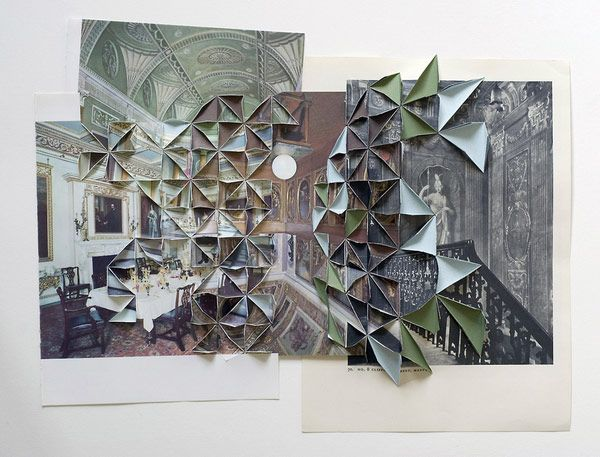 Collages Abigail Reynolds