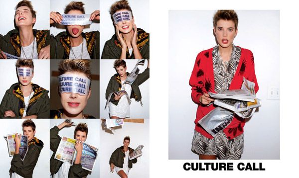 Culture Agyness Campaign