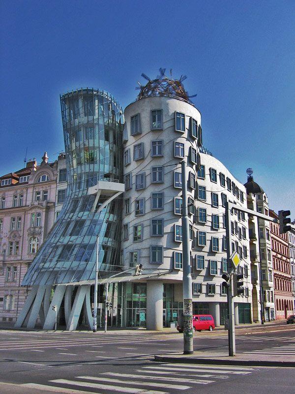 Dancing House Praha