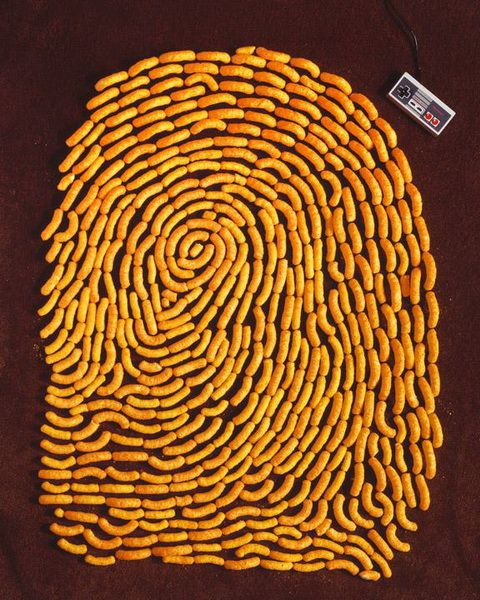Fingerprints Kevin Van Aelst
