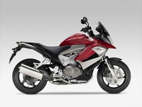 Honda Crossrunner 800-102 hp