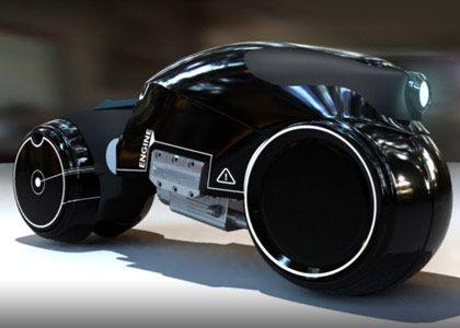 Honda Icare Έννοια Μηχανής