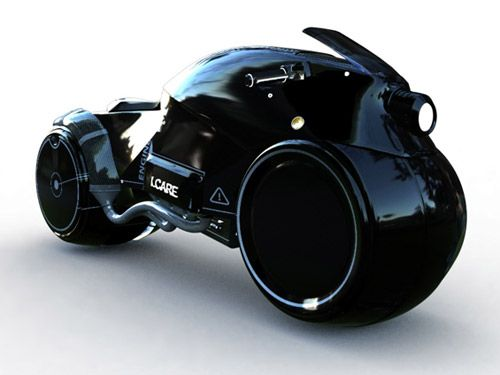 Honda Icare Motorcycle Concept
