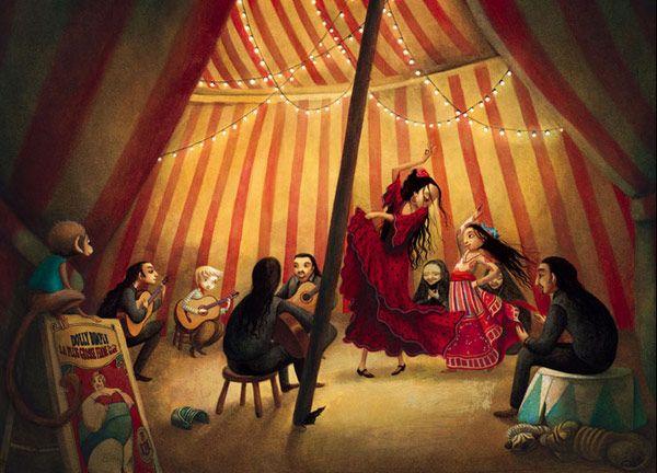 Illustrator Benjamin Latsombe