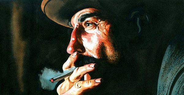 Illustrator Eric Davison