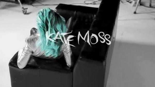Kate Moss Balmain