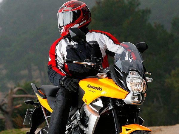 Kawasaki Versys 2011