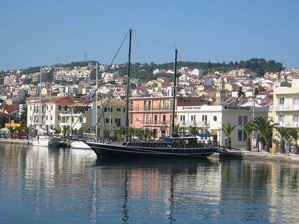 Kefalonia Greece