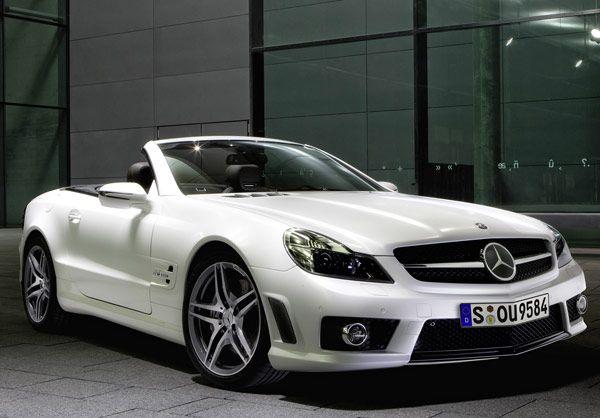 Mercedes Benz SL 63