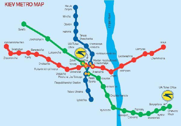 Metro Kiev