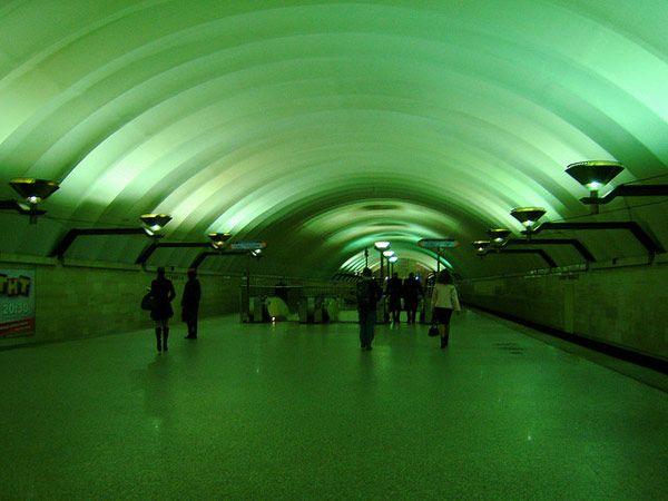 Metro St Petersburg