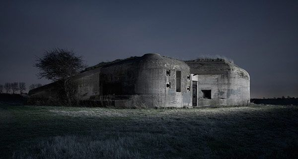 Military Bunkers Jonathan Andrew