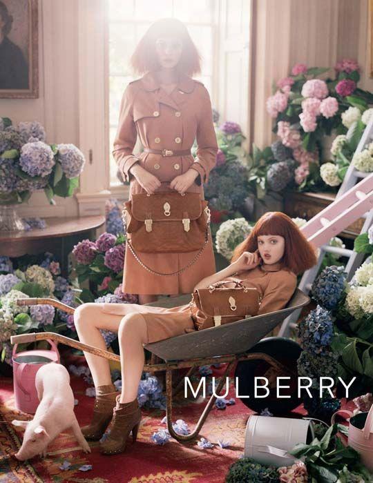 Mulberry Καμπάνια