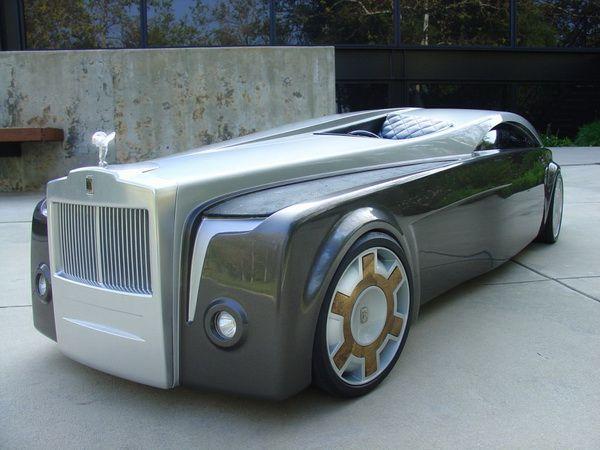 Rolls Royce Apparition Concept