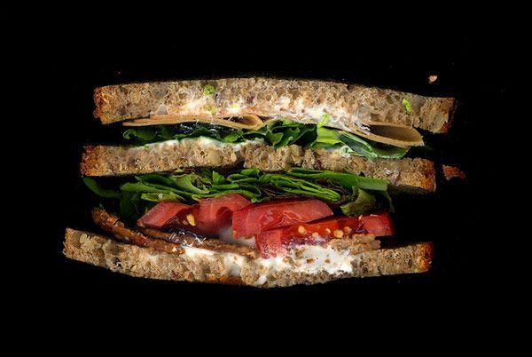 Sandwiches Scanner